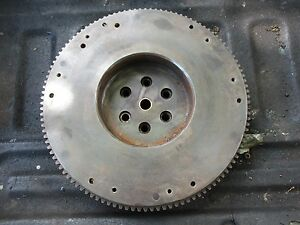 Allis Chalmers F3 Gleaner 6080 Turbo Diesel Combine Flywheel 4009190 Free Ship
