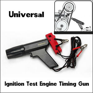 Ignition Test Engine Timing Gun Light Hand Tools Repair Cylinder Car Motorcycle
