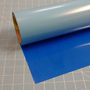 Fluorescent Blue Siser Easyweed 15 By 10 Feet Heat Transfer Vinyl