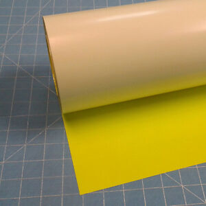 Fluorescent Yellow Siser Easyweed 15 By 10 Feet Heat Transfer Vinyl