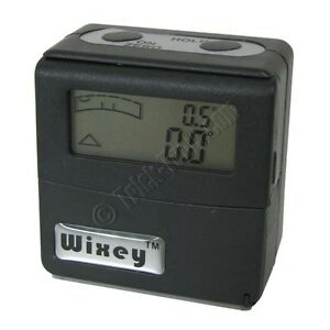 Wixey Wr365 Digital Angle Finder Gauge Level