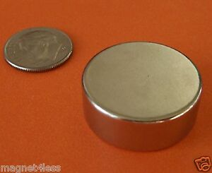 10 Pieces Of 1x3 8 Inch Rare Earth Neodymium Disc Magnet Grade N42