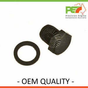 Oem Quality Sump Drain Plug For Ford Fairlane Zf 5 8l 351 Cu In Cleveland