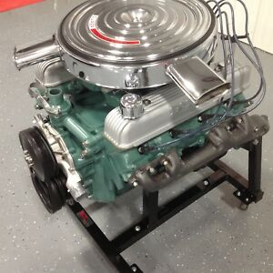 Engine Cradles Stand Heavy Duty Buick Nailhead Blocks 364 401