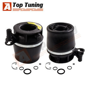 2 Rear Air Suspension Spring Bag For Ford Expedition Lincoln Navigator 2003 2006