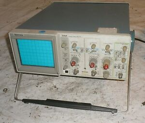 Tektronix 2213a Oscilloscope Does Not Power Up