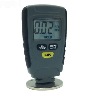 Coating Thickness Gauge Tester Car Automotive Paint Thickness Meter Trm 660