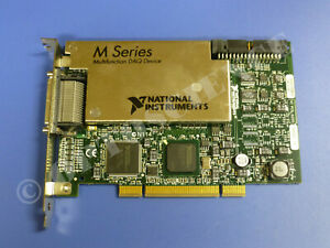 National Instruments Pci 6255 Ni Daq Card 80ch Analog Input Multifunction