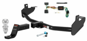 Curt Class 3 Trailer Hitch Tow Package W 2 Ball For Colorado canyon