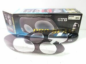 Chevy Camaro 1998 1999 98 99 Carbon Fiber Style Head Light Covers 2pcs Nib
