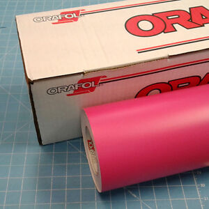 Pink Oracal 631 1 Roll 24 X 30 Sign Cutting Vinyl
