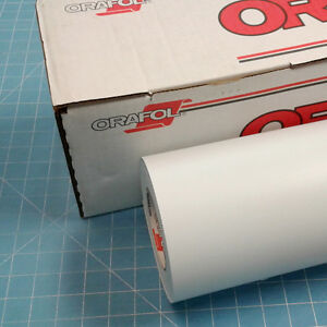 White Oracal 631 1 Roll 24 X 50 Sign Cutting Vinyl