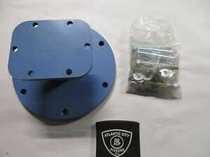 Kent Moore Tool J 44723 Transmission Mount Adapter Plate With Bolts