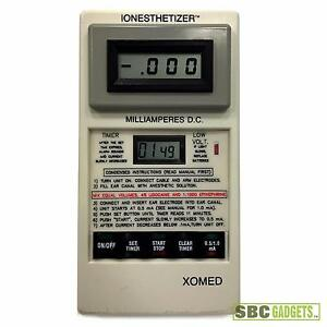 Xomed Ionesthetizer p n 14 36000