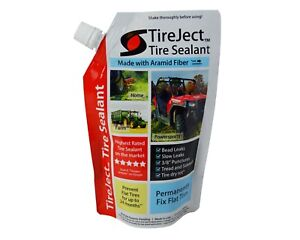 Tireject Off road Tire Sealant 10oz Refill Pouch