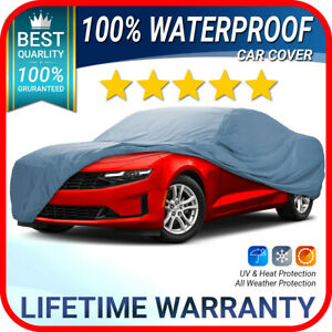 Chevy Camaro Car Cover Custom Fit Premium Quality Waterproof
