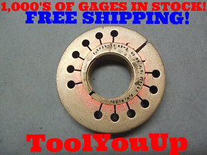 1 5730 16 Ns 3 Thread Ring Gage No Go Only P d 1 5263 Tooling Precision Tools