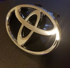 Toyota Camry Silver Front Grille Emblem 1997 2001 Fast Ship 97 98 99 00 01