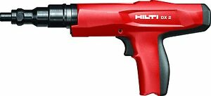 Dx 2 Semi automatic Powder actuated Tool Versatile And Compact By Hilti