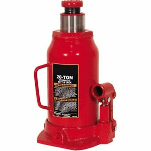 Torin Big Red T92003 New Hydraulic Bottle Floor Jack