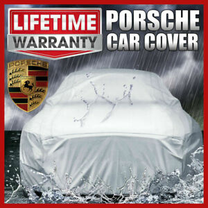 porsche 911 Car Cover Custom fit Waterproof Perfect Quality