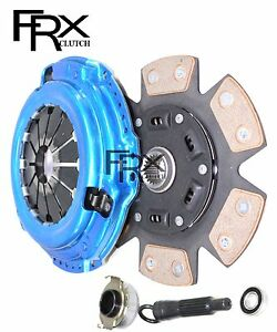 Frx Racing Stage 2 Clutch Kit For 1992 2000 Honda Civic 1 5l 1 6l D series