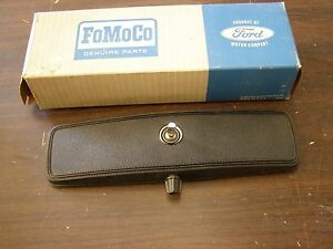 Nos Oem 1966 1967 Ford Fairlane Deluxe Rear View Mirror Some Mustang
