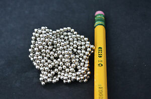 250 Strong Magnets 3mm 1 8 Spheres Balls Neodymium Us Seller