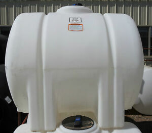 225 Gallon Poly Plastic Water Storage Tank Leg