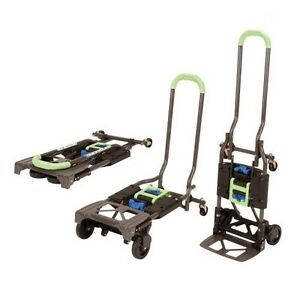 New Folding Hand Truck Cart Home Busines Office Warehouse Cargo Package Moving