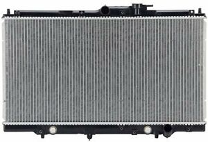 Aluminum Radiator For 1997 1998 1999 2000 2001 Honda Prelude 2 2l Only