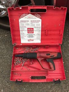 Hilti Dxh60 Fully Automated Powder Actuated Nail Gun