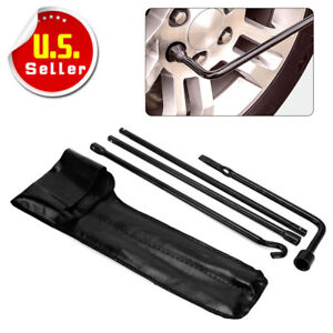 Replacement For 05 13 Toyota Tacoma Jack Spare Lug Wrench Tire Tool Kit W Bag