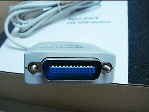 New Hp Agilent 82357b Usb gpib Interface High speed Usb 2 0 Nice Condition