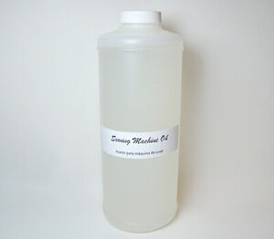 1 Quart Clear White Sewing Machine Oil For Consew 339 2 Needle Walking Foot