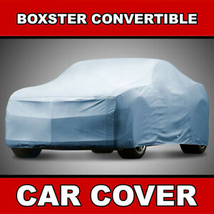porsche Boxster Convertible Car Cover Weatherproof Warranty custom fit