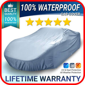 Plymouth Barracuda Car Cover Weather Waterproof Premium Customfit