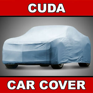 plymouth Cuda Car Cover Ultimate Full Custom fit All Weather Protection