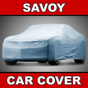 Plymouth Savoy Car Cover All Weather Waterproof Warranty Custom Fit