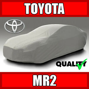 toyota Mr2 Car Cover All Weather 100 Waterproof Premium custom fit