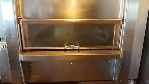 Commercial Woodstone Pizza Oven
