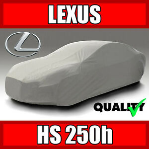 Lexus Hs 250h Car Cover Ultimate Full Custom Fit All Weather Protection
