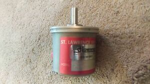 St Lawrence Servo Motor Encoder Channel Line Disk Model 29l 21 d1362uu