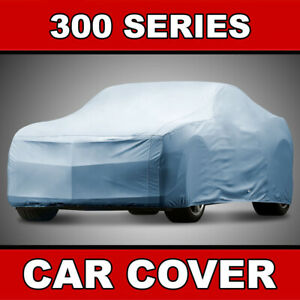 chrysler 300 series Car Cover All Weather Waterproof Best custom fit