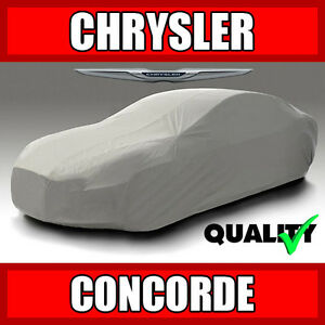 chrysler Concorde Car Cover Ultimate Full Custom fit All Weather Protection