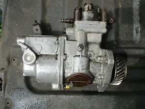 1958 Oliver 880 Diesel Farm Tractor Fuel Injector Pump Free Shipping