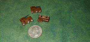 100 Miniature Electrical Limit Switch Microswitches 341sm169 19120