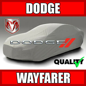 dodge Wayfarer Car Cover Ultimate Full Custom fit All Weather Protection