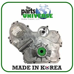 New Oem Front Cover Oil Pump For Ecotec 2 0 2 2 2 4l Engines