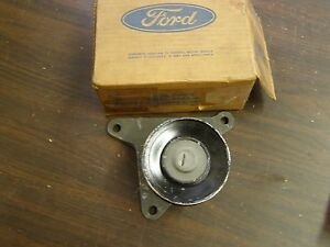 Nos Oem Ford 1970 1971 Mustang Torino Galaxie Ac Idler Pulley 302 351ci